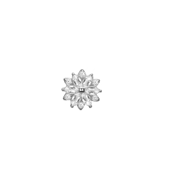 Christina Charm Flower Love14 K.