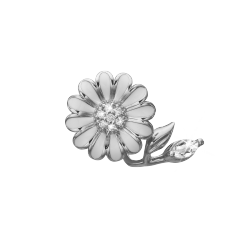 Christina Charm Marguerite Flower 14 K.