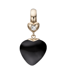Christina Charm Black Dream 14 K.