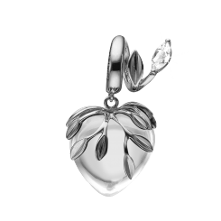 Christina Charm White Nature 14 K.