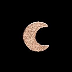 Sparkling Moons Ørestikke Rose  Forg.