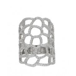 Frozen sølvring