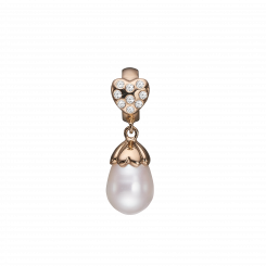 PEARL LOVE 14 KT WHITE