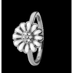 Topaz Marguerite ring