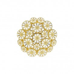 Marguerit broche mix