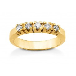 Mary ring 14 karat str 55
