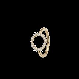Topas Circle Ring FG