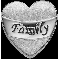 My Family Sølv Charms