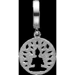 Meditation Sølv Charms