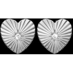 Sunshine Heart, studs, sølv