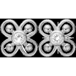 Enhed og harmoni, studs, sølv