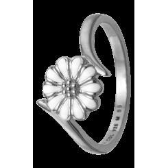 Marguerite Power, sølv Ring