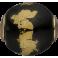 Connections Golden Black Globe FG