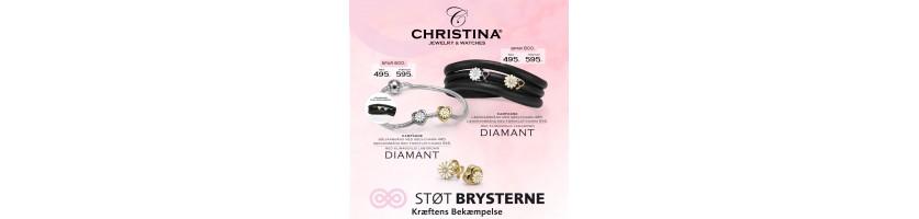 Christina Kampagne armbånd 2017