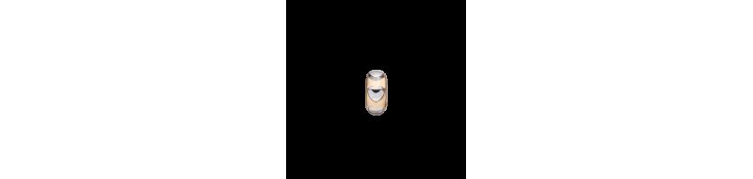 Charms Stopper Sølv/Forgyldt Sølv